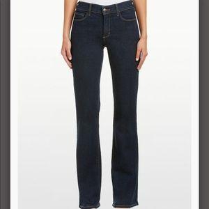 Nydj Sarah classic bootcut Jean blue black 16w